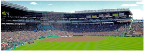 日本に初めて本格的な野球場ができたのは甲子園球場である!