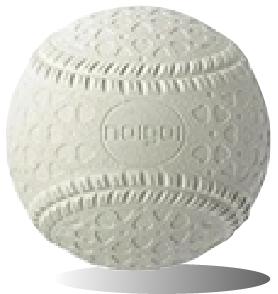 軟式ボールは1919年(大正8年)神戸市にあった東神ゴムと言う会社が開発